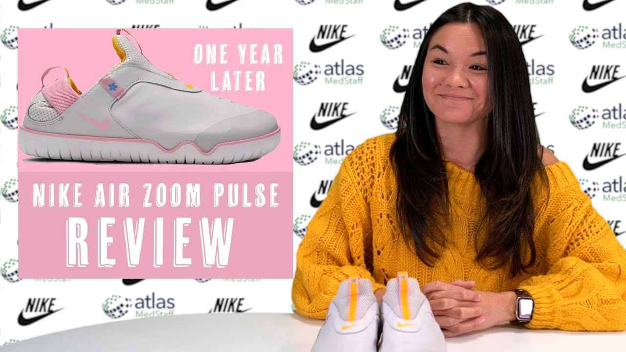 Nike Air Zoom Pulse shoe for nurses review | Are these the best shoes for nurses? - Atlas Daily 639