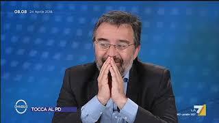 Omnibus - Fico flop e governo di garanzia? (Puntata 24/04/2018)