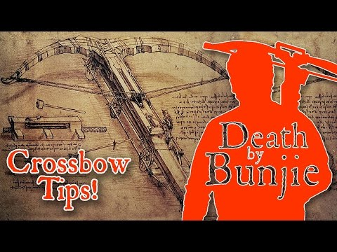 10 Tips For CROSSBOW SUCCESS!!