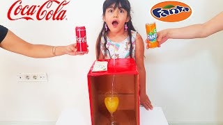 تحدي تذوق العصيرات - عصير طماطم !!