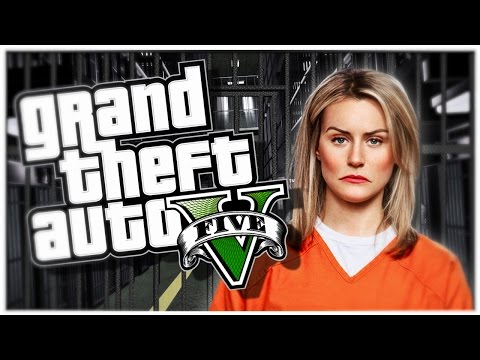 GTA 5 PC Mod Showcase - THE PRISON MOD!