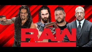 WWE Monday Night Raw Live Commentary 2/27/16: FastLane Go Home Show, Eventful Weekend