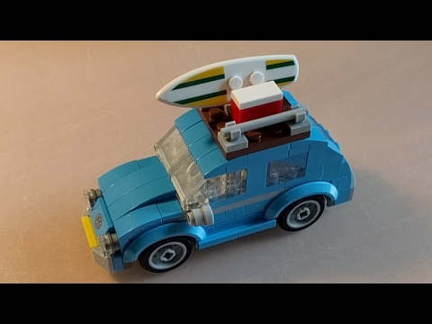 lego creator vw mini k fer 40252 live review youtube. Black Bedroom Furniture Sets. Home Design Ideas