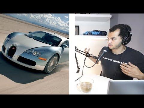 Will Tavarish Rebuild The Cheapest Bugatti Veyron?