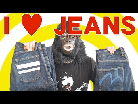 色落ちって超重要!ジーパンについてマニアックに語ってみた!! / EVISU 桃太郎ジーンズ Eternal Jeans