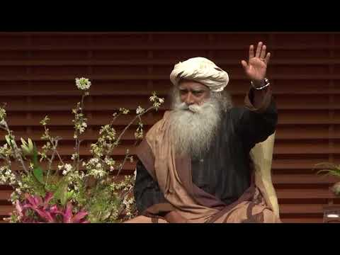 Sadhguru shares the Secret of Management at Isha Yoga Centre with Stanford Students