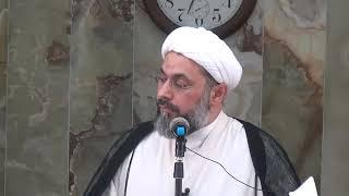 الإنسان الصابر هو صاحب الحظ العظيم - الشيخ عبدالله دشتي