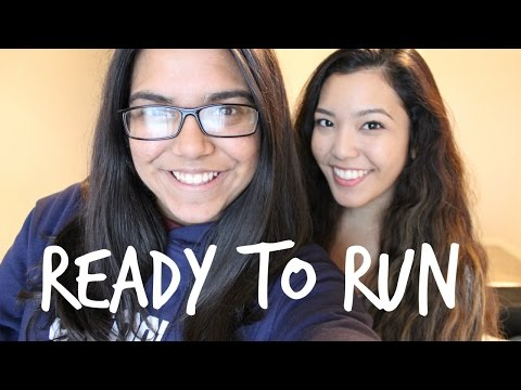 READY TO RUN REACTION