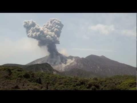 hqdefault - Les volcans : Le Sakura-jima