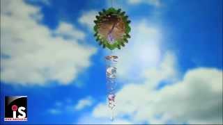 Твистер анимированный Стрекоза, Сепия