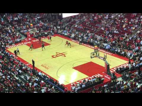 Houston Rockets vs Atlanta Hawks - Toyota Centre - 02/02/17
