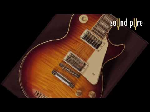Nash Les Paul -- Introducing THE Vintage Gibson Relic