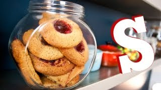PEANUT BUTTER JELLY COOKIES RECIPE - SORTED