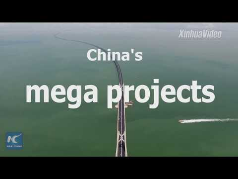 Aiming big: China's mega projects in 2017
