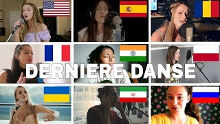 who Sang It Better : Dernière Danse (us,spain,france,romania,poland,india)