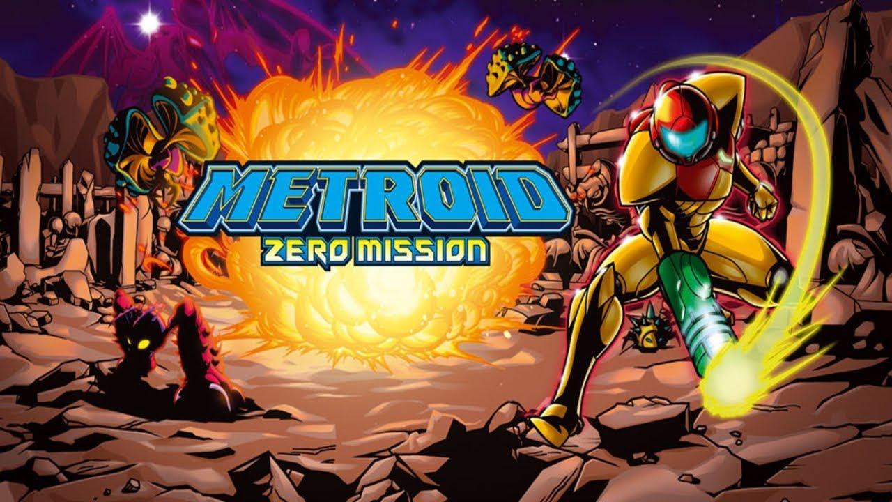 🔷Vamos jogar Metroid Zero Mission legendado?