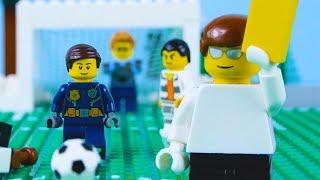 LEGO City Football (COMPILATION( STOP MOTION LEGO City Police vs Crooks & MORE | LEGO | Billy Bricks