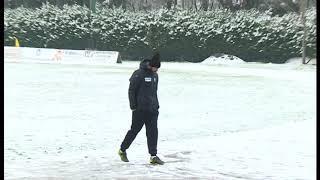 Serie D Girone E - Ghivizzano gara rinviata per neve