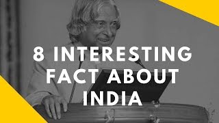 8 Interesting Facts about India