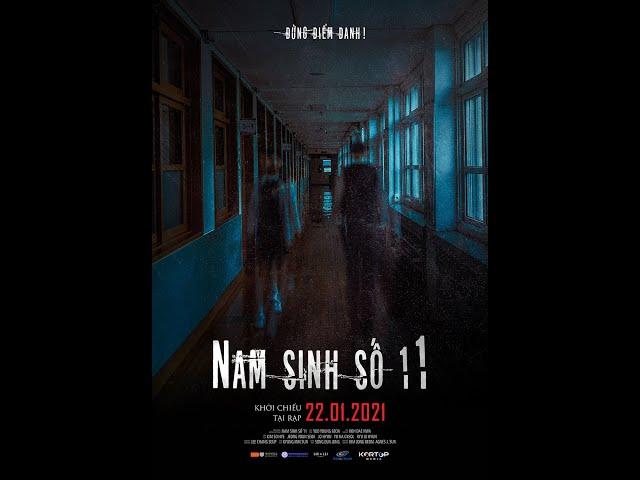 (Official Trailer) NAM SINH SỐ 11   KC: 22.01.2021