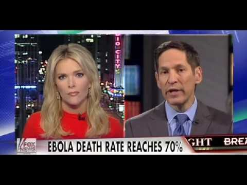 CDC Director Frieden's Ebola Q & A on Fox News - Excellent and Informative Interview.