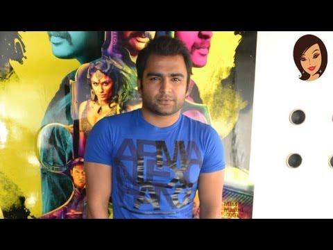 Interview with Sachiin Joshi from 'Mumbai Mirror'