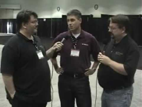 Carl & Richard from .NET Rocks! with Robby Powell from GrapeCity on ActiveReports and Spread