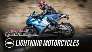 Lightning Motorcycles LS-218 - Jay Leno's Garage