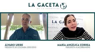 Álvaro Uribe: 'Rusia y China son los grandes financiadores del régimen chavista'