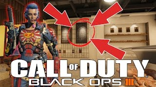 The Biggest Hidden Easter Egg You Missed in Call of Duty Black Ops 3 (Black Ops 3: 5 Things)