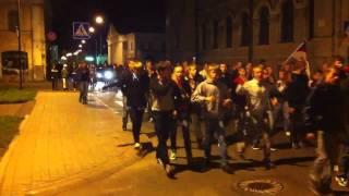Стихийное шествие в память Локомотива 7 сентября(Г. Рыбинск у музея 7 сентября 2011г., 2011-09-07T18:18:59.000Z)