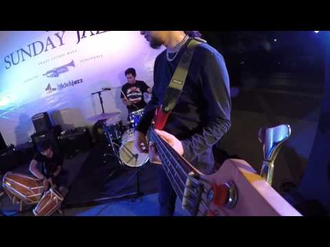 Bass, Kendang, and Drum Solo (GoPro Bass Cam)