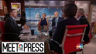 Full Panel: President Trump Says He Would Accept Foreign Election Help | Meet The Press | NBC News
