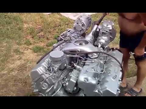 зил 645: технические характеристики, дизель, фото