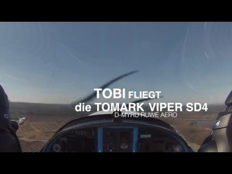 Tiefer Überflug am Flugplatz Neuhardenberg (Lowpass EDON)