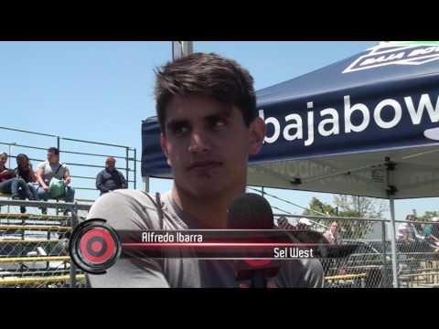 ENTREVISTA A : ALFREDO IBARRA SEL WEST