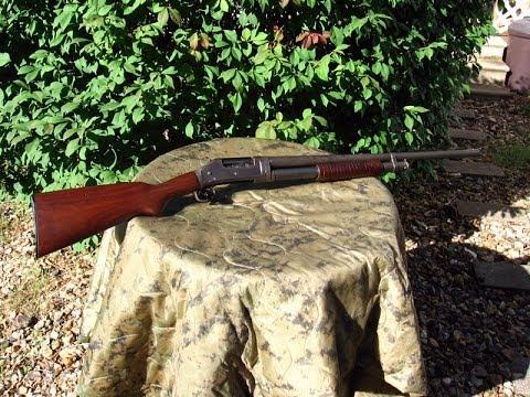 The Winchester 1897 Shotgun