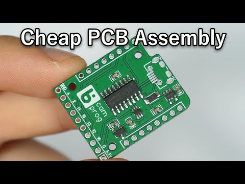 Cheap PCB Assembly From China [Test & Tutorial]