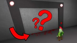 WHAT'S BEHIND THE DOORS?! Roblox