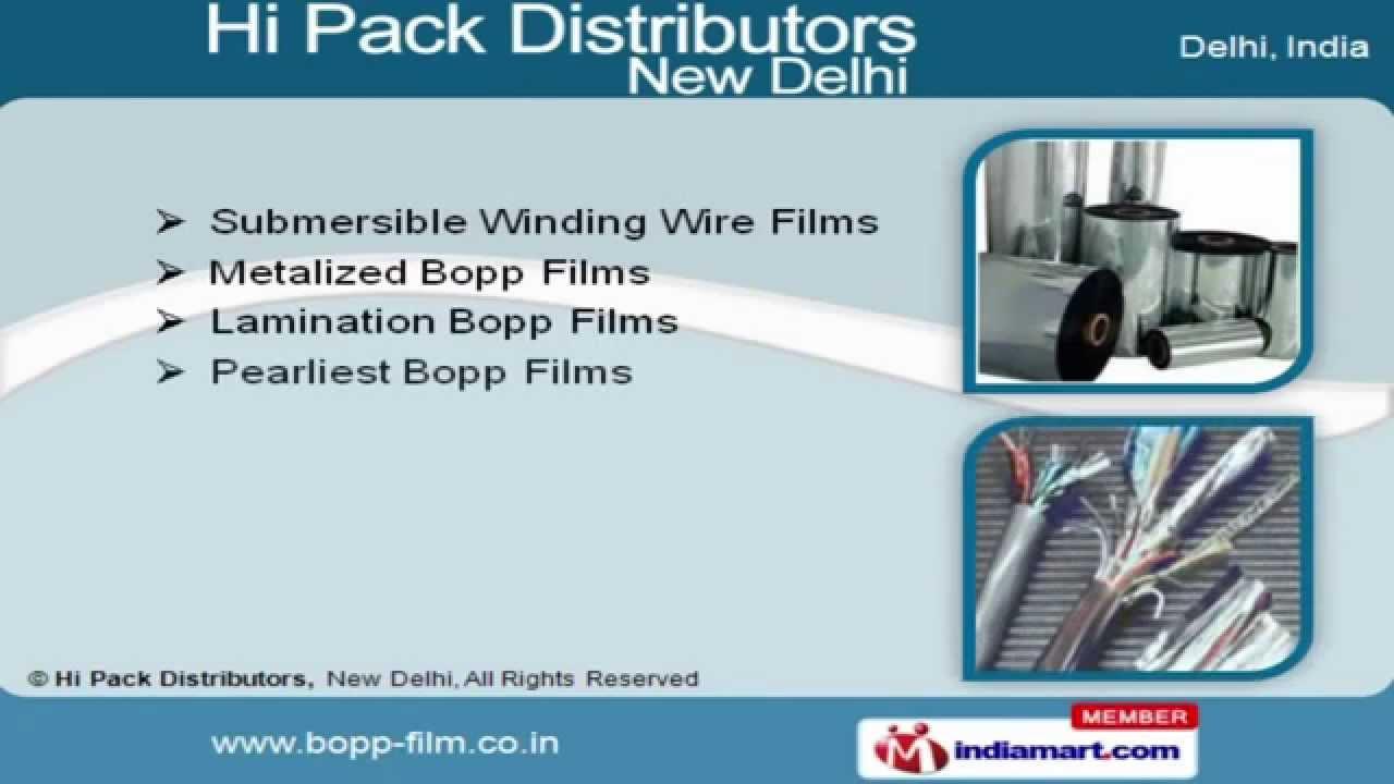 Packaging Materials by Hi Pack Distributors, New Delhi, New Delhi