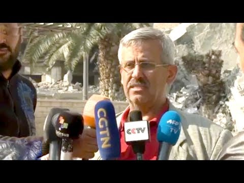 Syrian research establishment: They were developing medications not toxic chemical agents