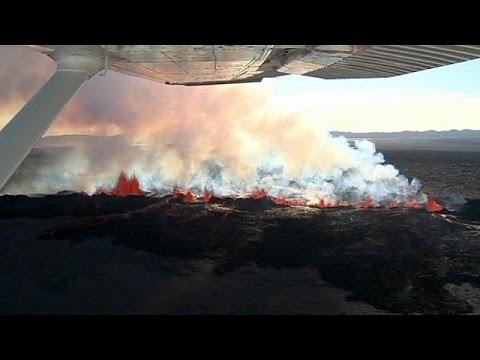 Iceland volcano risk of eruption remains at 'orange'