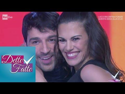 L'esibizione di ballo di Bianca Guaccero e Raimondo Todaro - Detto Fatto 25/02/2019