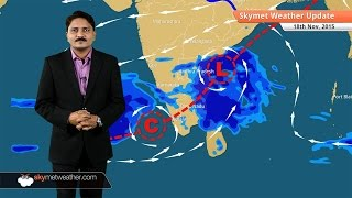 [HINDI] Weather Forecast for November 18, 2015: Rainfall in Chennai likely to reduce soon
