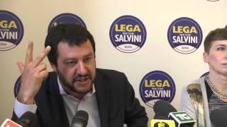 INTERVENTO INTEGRALE DI MATTEO #SALVINI ALL'INAUGURAZIONE DELLA SEDE DELLA #LEGA NOICONSALVINI ROMA