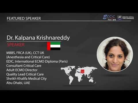 Dr  Kalpana Krishnareddy