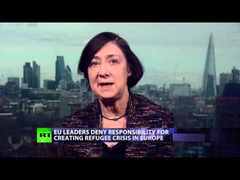 CrossTalk: Scapegoating Russia