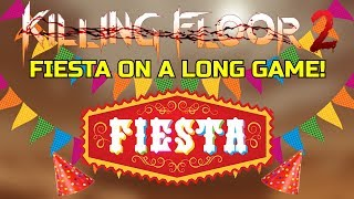 Killing Floor 2 | PARTY GAMES IN KF2! - Fiesta Game Mode On Long!
