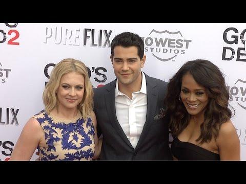 """God's Not Dead 2"" Premiere Melissa Joan Heart, Jesse Metcalfe, Robin Givens ARRIVALS"