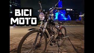 Como ponerle motor a tu bici !! | TUTORIAL BICIMOTO | cómo hacer tu propia bicimoto ( PARTE 1 )